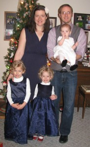 Christmas Family Pic Cropped